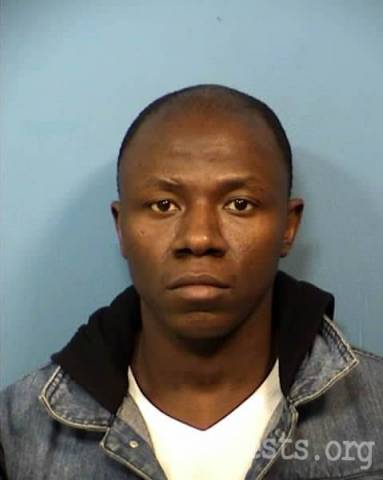 Minani Andre Arrest Photo