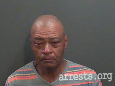 Joe Weaver Arrest Photo