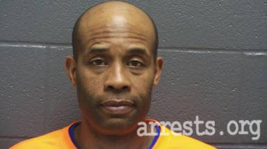 Dannell Barbee Arrest Photo