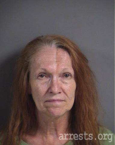 Genelle Christofferson Arrest Photo