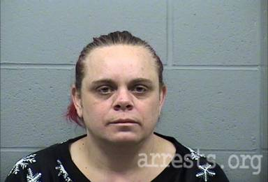 Alicia Roland Arrest Photo
