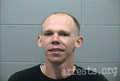 Zachery Beal Arrest Photo