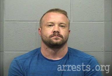 Zachary Wood Arrest Photo
