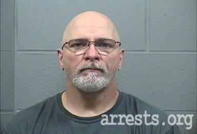 Kevin Chapin Arrest Photo