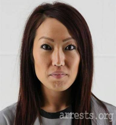 Lyndi Hinkle Arrest Photo
