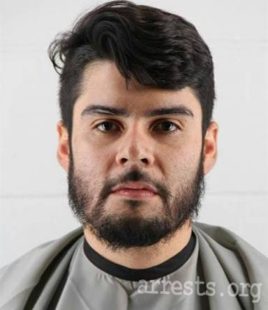 Sergio Deleon-pacheco Arrest Photo