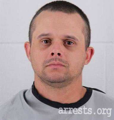 Shelby Brown Arrest Photo