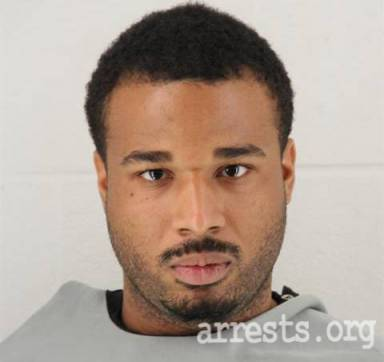 Adrian Dunn Arrest Photo