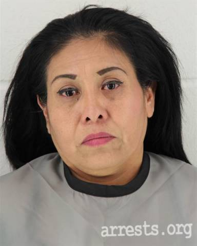 Lilia Vidal-de-arteaga Arrest Photo