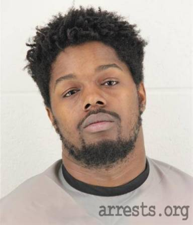 Alex Hurt Arrest Photo