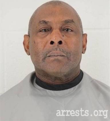 Johnnie Rogers Arrest Photo