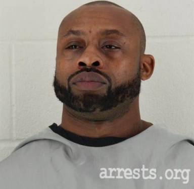 Stephon Grigsby Arrest Photo