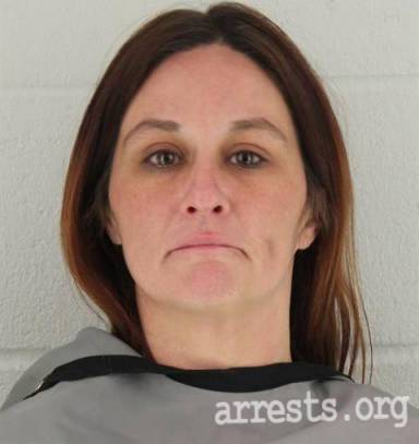 Kassandra Garrett Arrest Photo
