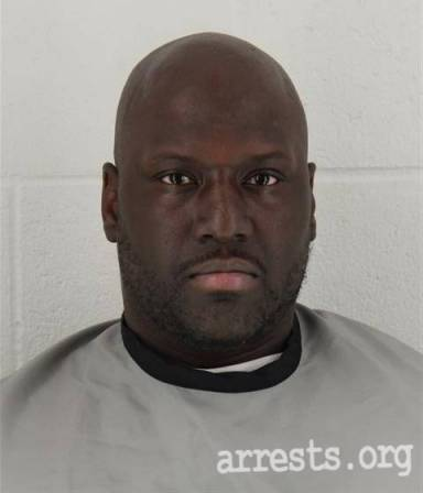 Arkeem Hills Arrest Photo