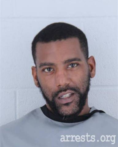 Jermaine Williams Arrest Photo