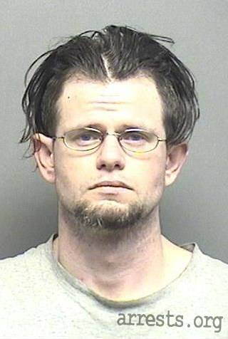 Seth Batson Arrest Photo