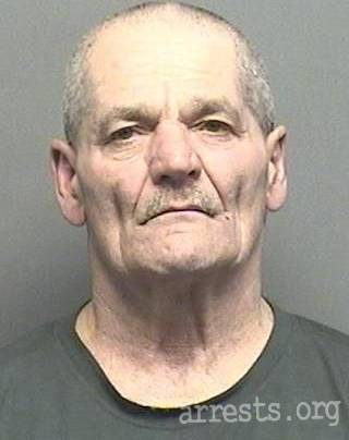 Edward Kraft Arrest Photo