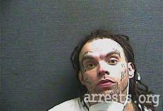 Matthew Bedford Arrest Photo