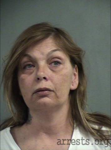 Debra Loftus Arrest Photo