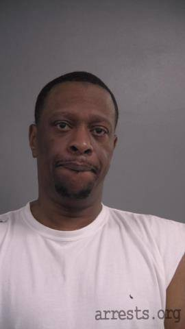 Charles Percell Arrest Photo