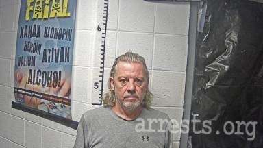 Mickey Akers  Arrest Photo