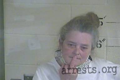 Linda Haynes Arrest Photo