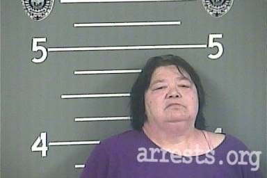 Shelia Boyd Arrest Photo