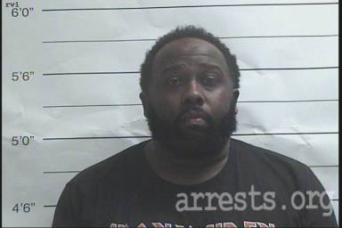 Rendell Williams Arrest Photo