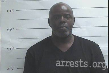 Ronald Green Arrest Photo
