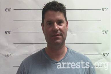 Andrew Broussard Arrest Photo