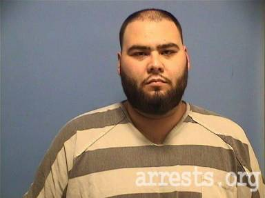 Joshua Munoz Arrest Photo
