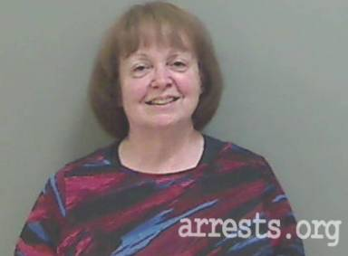 Claudia Viles Arrest Photo