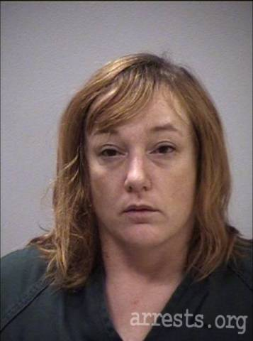 Tracie Stroh Arrest Photo