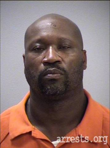 Andre Nelson Arrest Photo