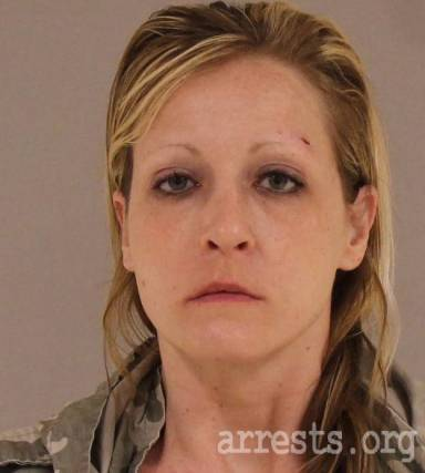 Brandi Anderson-Hosley Arrest Photo