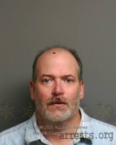 Andre Emery Arrest Photo
