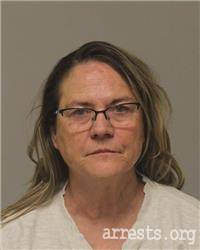 Dawn Brostrom Arrest Photo