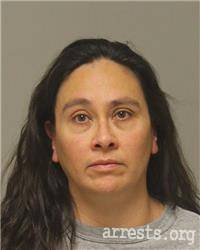 Theresa Miranda Arrest Photo