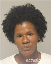 Brittany Rayford Arrest Photo