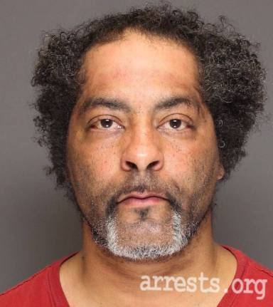 Hubert Booker Arrest Photo