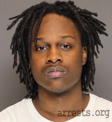 Lawrence giovonnie Miles Arrest Photo