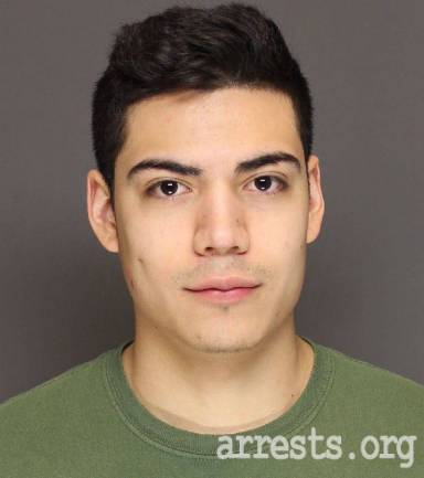 Yanny Trejo-salgado Arrest Photo