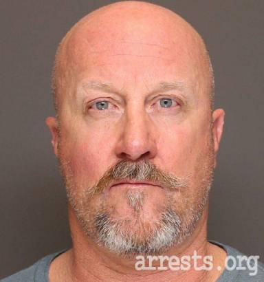 Steven Anderson Arrest Photo