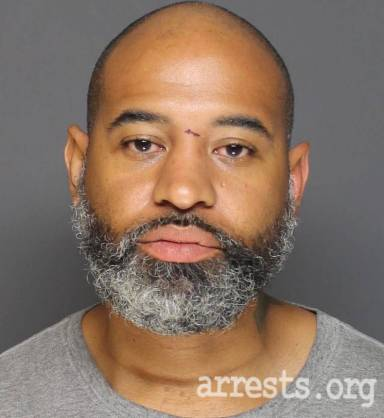 Shawn Moore Arrest Photo