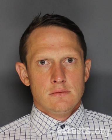 Gavin Meany Arrest Photo