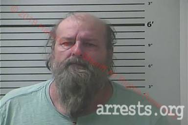 James Dahl Arrest Photo
