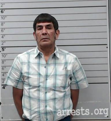 Marcus Stroupe Arrest Photo