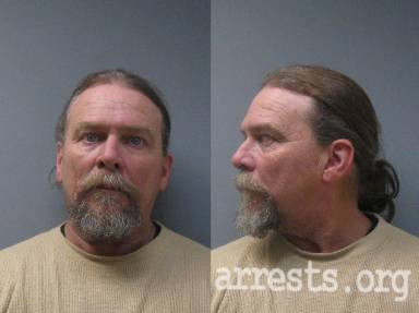 Randy Harris Arrest Photo