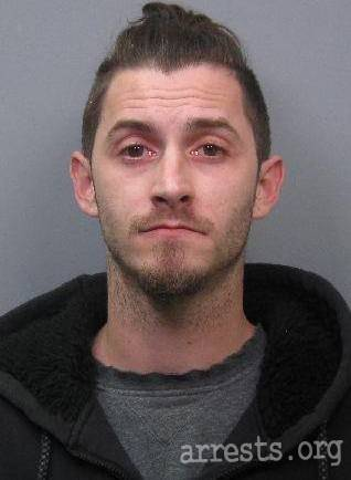 Tylor Wisneski Arrest Photo