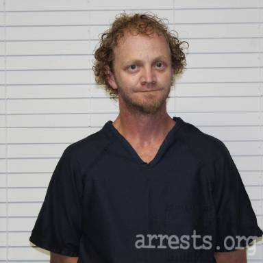 Chester Lowe Arrest Photo